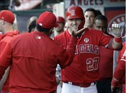 MLB》競爭全壘打王 神鱒敲第30轟趕進度