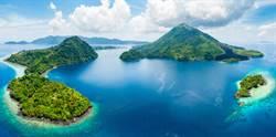 印尼摩鹿加群島7.3級地震 震源深度10公里