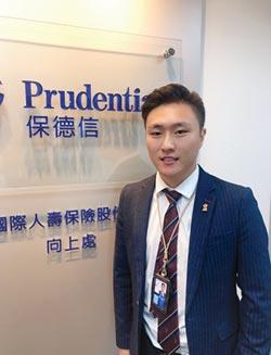 保險達人-保德信壽險顧問徐翔安:只要對家人有愛 就需要保險保障的照顧