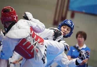 世大運女子跆拳道團體賽 中華勝南韓摘金
