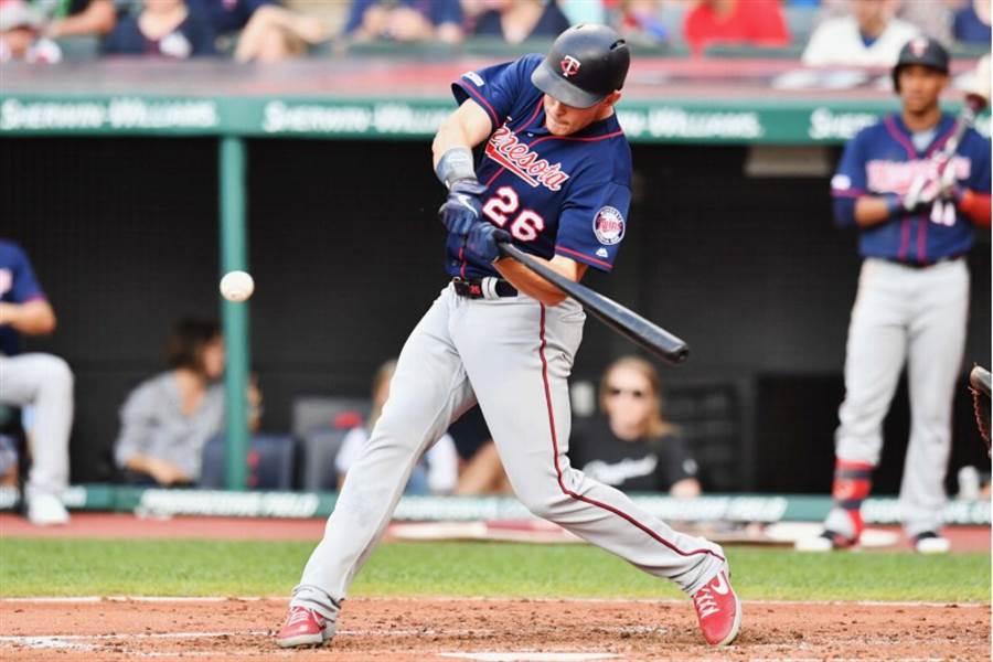 凱普勒單季對決單一投手連5打數開轟,為大聯盟史上第一人。(路透)