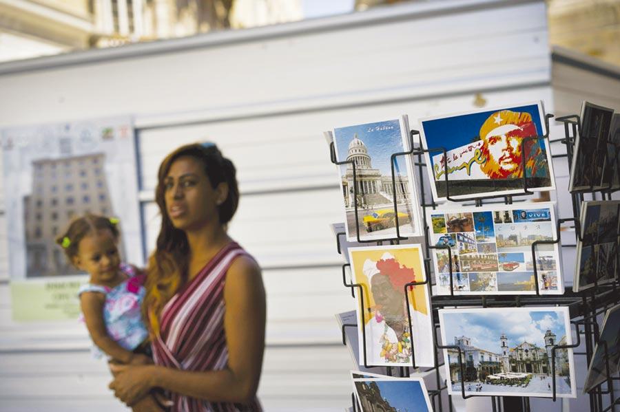 古巴再陷經濟深淵圖╱美聯社