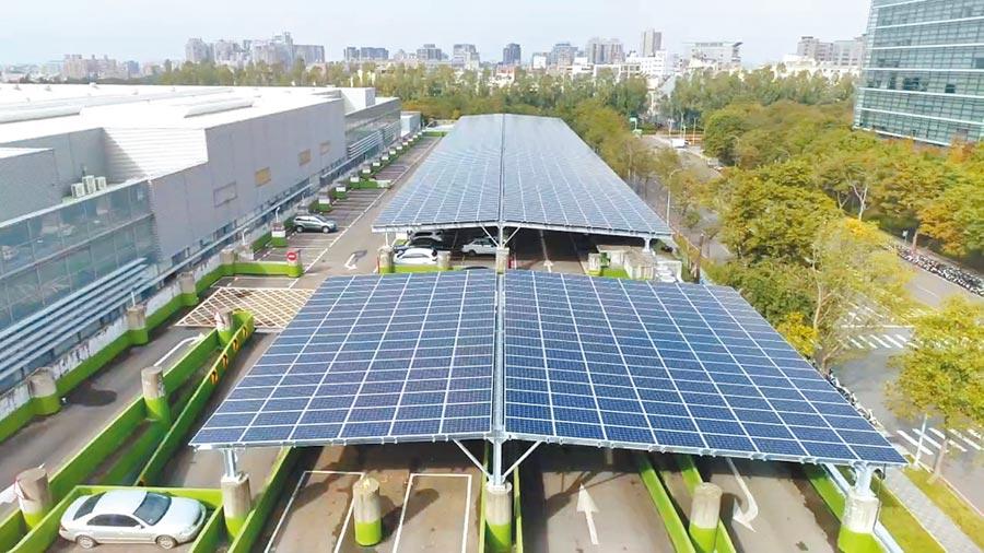 綠電業日前嚷出走,要求跟台電解約自己出去找客戶,不過現在政策可能生變。(圖:中租提供)