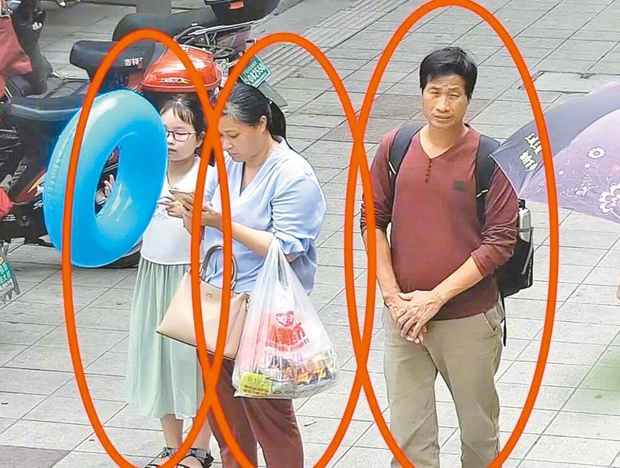 浙江女童被2名租客帶走後失聯,遺體已被尋獲。(取自微博@香港華星衛視)