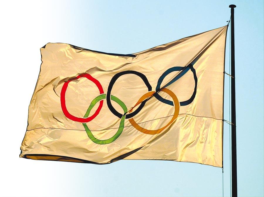 奧運五環旗。(CFP)