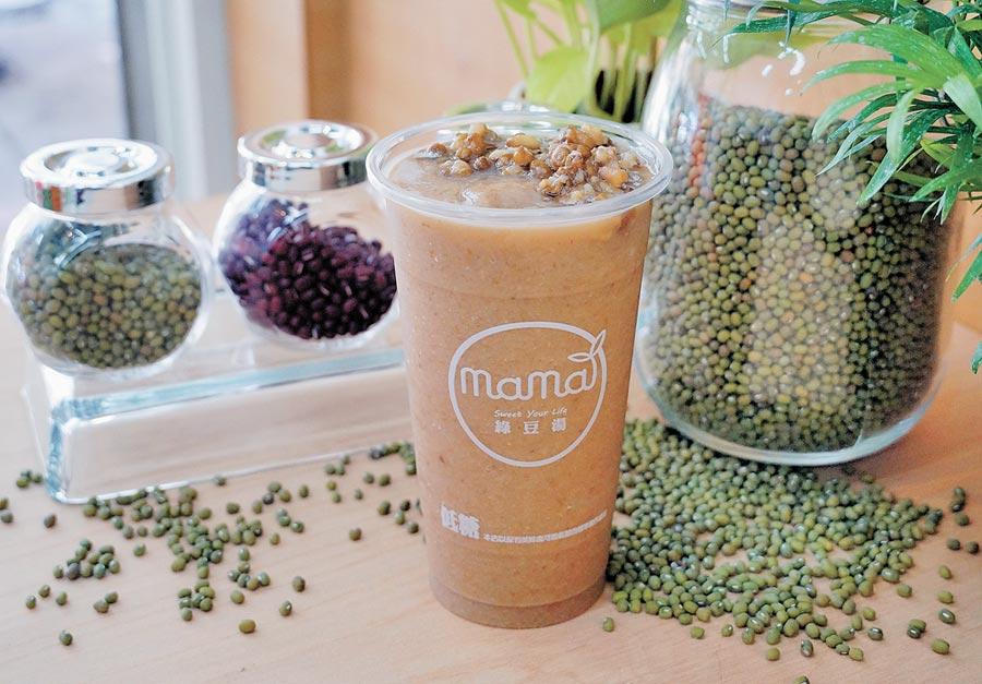 綠豆性寒味甘,藥食兩用,具有消暑清熱、利尿解毒的功效。(本報系資料照片)