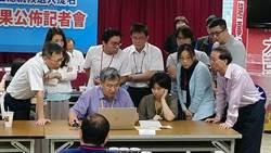 朱學恒笑藍民調公布拖沓:學民進黨調一調就好了