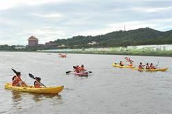 「瘋狂一夏玩水趣」體驗今夏臺北最酷的水上運動7/6首開放