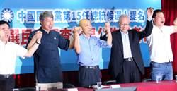 陳杰:總統兼黨主席條款可檢討 但不是現在