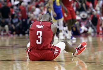 NBA》走不了?保羅將披雷霆3號戰袍