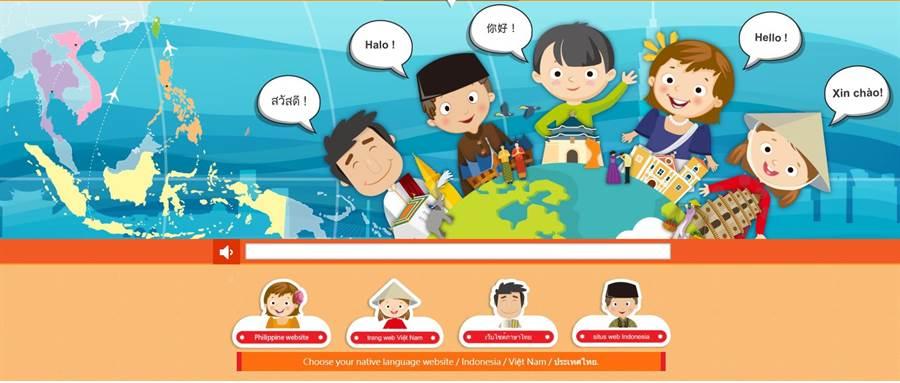劳动部所建置的「移工转换雇主专区」即日起新增英文、印尼文、越南文及泰文等语言。(翻摄自移工转换雇主专区)