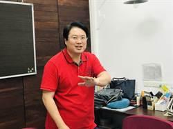 林飛帆接民進黨副祕書長 林右昌:他會做得很好