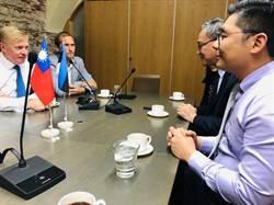 愛沙尼亞成為聯合國安理會成員,許毓仁參訪尋求支持