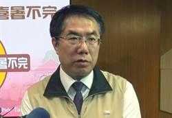 黃偉哲政治獻金案南檢偵結不起訴
