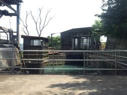 石岡八旬婦墜水圳 下游發電站進水口尋獲遺體