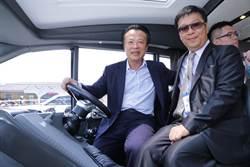 台灣公主布袋國際遊艇港第一期設施今日啟用