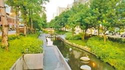 綠川水質惡化 前後朝官員論戰