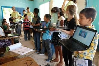 清大生前進貝里斯  讓學童用網路與世界連結