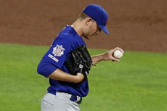 MLB》大都會持續補強 簽下陳偉殷前隊友杭特、蒙哥馬利