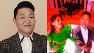 全新PSY女郎揭曉!秀智「超ㄎ一ㄤ舞步」網傻眼