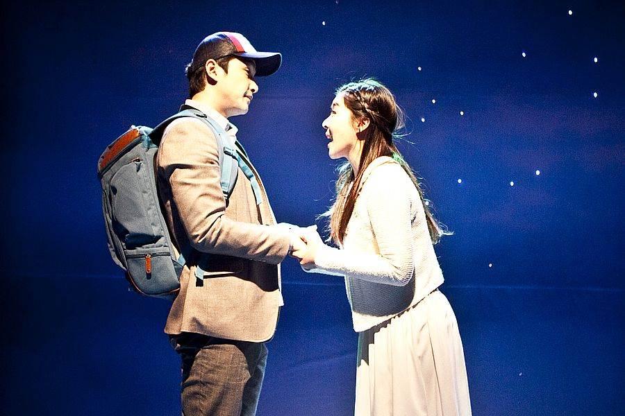 韓國音樂劇《Only You只有你》。(圖取自活動官網)