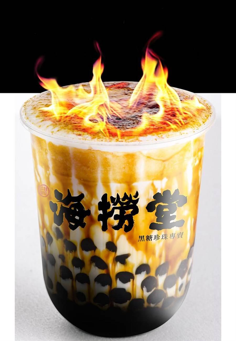 搶千億商機,Sharetea再創「海撈堂」品牌專攻黑糖珍奶。圖:聯發國際餐飲