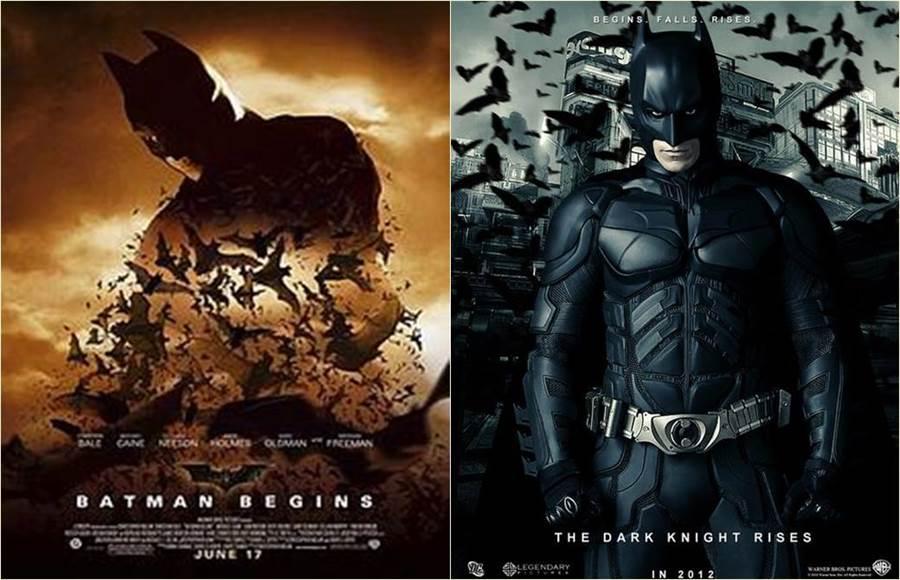 電影《蝙蝠俠:開戰時刻》海報。(圖/翻攝自官網)