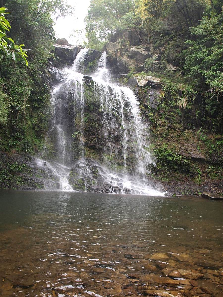 新娘潭瀑布。(照片來源:Thomas.Lu作品/維基百科)