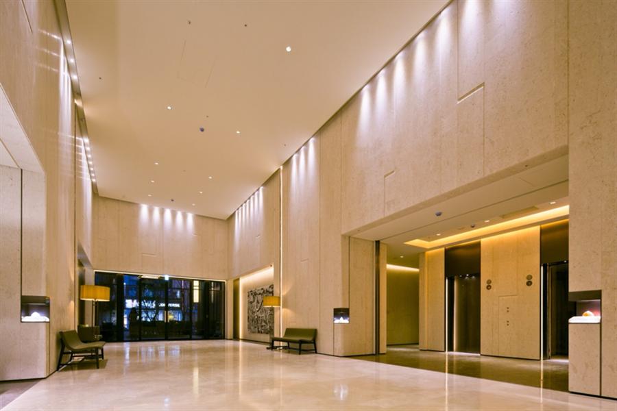 ▲豐邑機構本案以高規格打造飯店式服務。