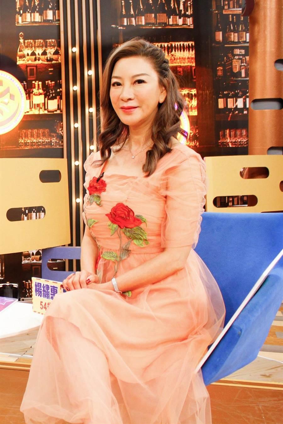 楊繡惠。(衛視中文台)