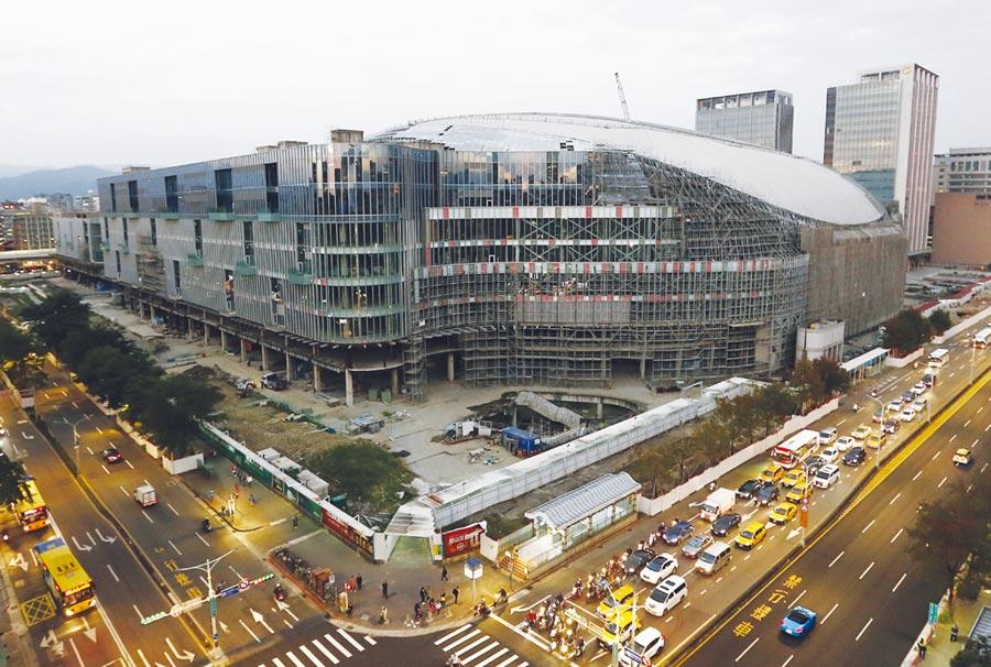 一個「安全的大巨蛋」是台北市民共同的期望。圖為大巨蛋外觀。圖/本報資料照片