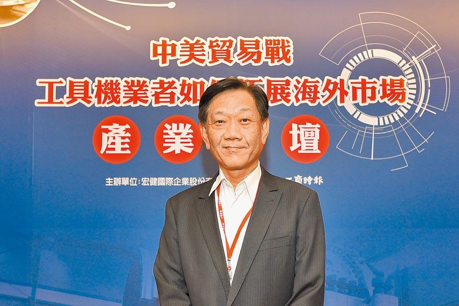 工商時報社長陳國瑋      攝影:陳芳永