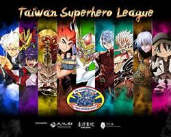 聖地牙哥漫畫展飄台味!9系列超級英雄台出版能量