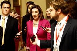 美眾院投票通過譴責川普 女議長一句話竟挨轟