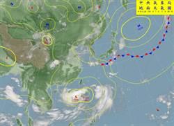 雙颱恐襲台?氣象局這麼說
