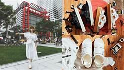 甫上市即絕版?全球唯一「餅乾涼鞋」台灣限量推出