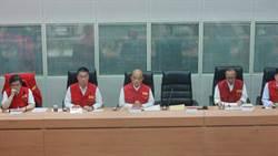 韓國瑜選總統 蘇揆:好奇時間怎麼安排
