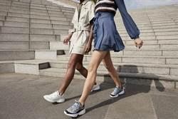如奔馬般愉悅 Longchamp也推厚底運動鞋