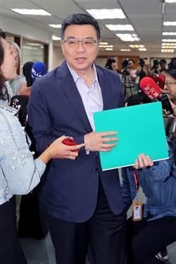 藍擬總統黨主席脫鉤 卓榮泰酸回:不會發生在他們身上