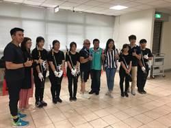 志工服務學習結合老人共餐 傳播愛與關懷
