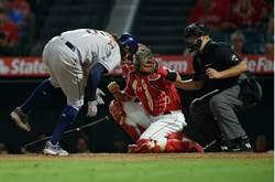 MLB》撞捕手導致骨折 板凳清空他卻當和事佬