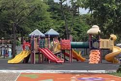議員批水萍塭公園遊戲場工程慢 南市工務局月底開放