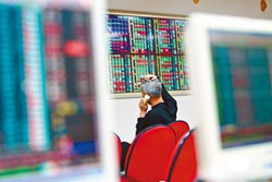 外資轉抱電子 金融股黯淡