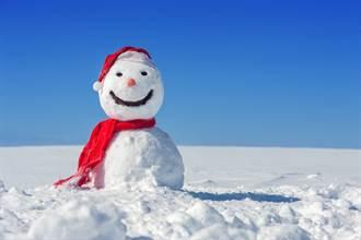 雪地驚見「滲血獠牙怪物」 超狂雪人10萬人推爆