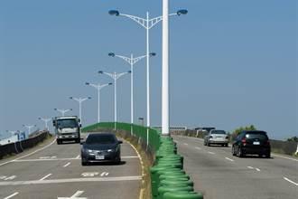 大甲日南陸橋北側波浪引道 8月中動工改善