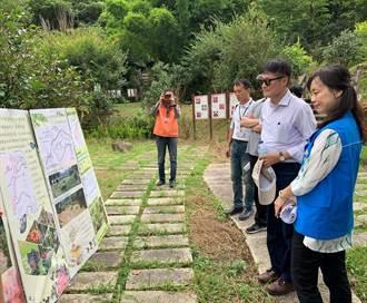 生態教父協助復育 坪林打造獨角仙親子樂園
