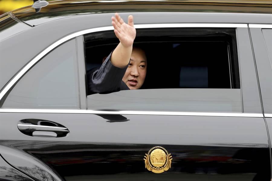 北韓最高領導人金正恩。(美聯社資料照)