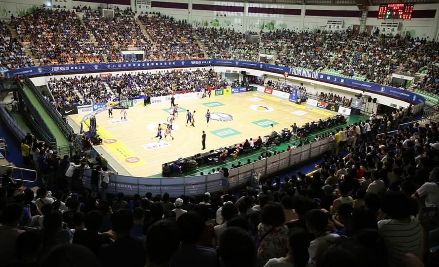 CBL繼續這樣拖延,台灣籃球只會繼續沉淪下去。(瓊斯盃提供)