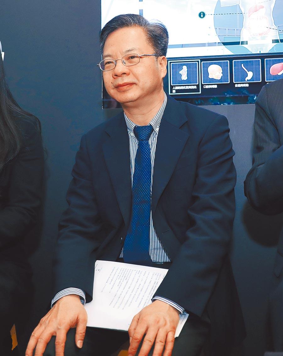 行政院政務委員龔明鑫。圖/本報資料照片
