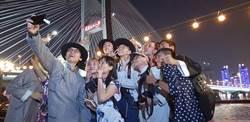 魅力江城隨手拍  廣徵好攝青年